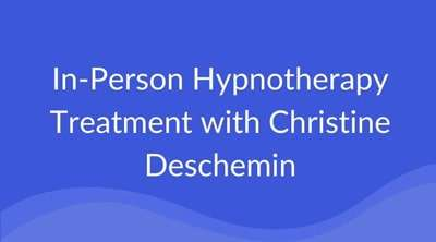 In-Person-Hypnotherapy-Session-with-Christine-Deschemin-400-222